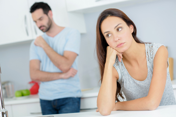 virgo-man-and-his-girlfriend-having-an-argument-in-the-kitchen
