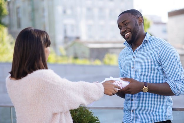 Gifting A Virgo Man Showing Him You Really Love Him