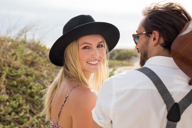 Summer Flirt With A Virgo Man